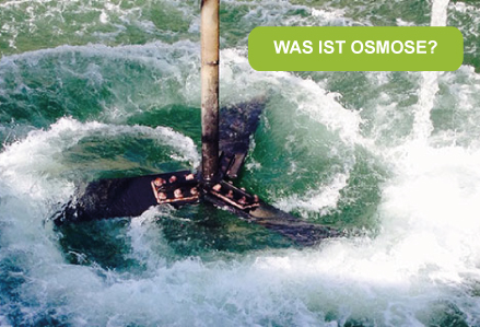 Was ist Osmose?