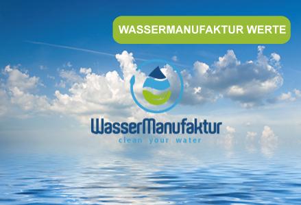 WasserManufaktur Werte