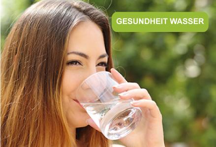 Gesundheit Wasser